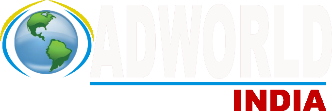 P & M Hyderabad - Adworld India Logo
